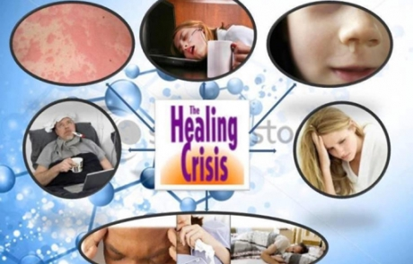 My Alcohol Detox Healing Crisis!